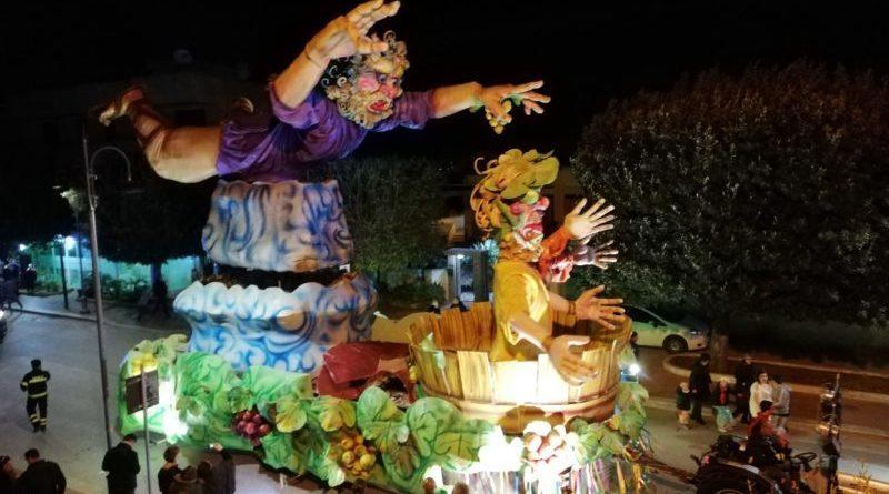 Petrosino. Carnevale 2020, pubblicati due avvisi per i gruppi mascherati e gli itinerari turisti ed enogastronomici