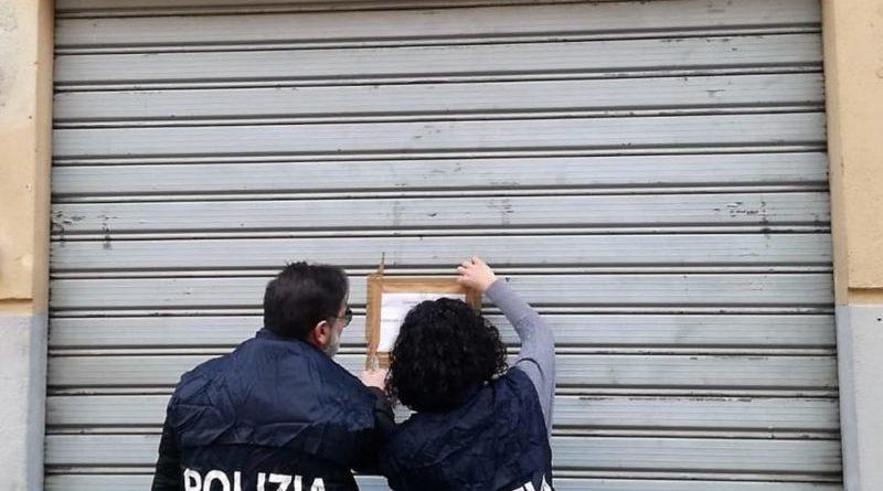"""Palermo. Sequestrato Centro massaggi a """"luci rosse"""": denunciata cinese"""