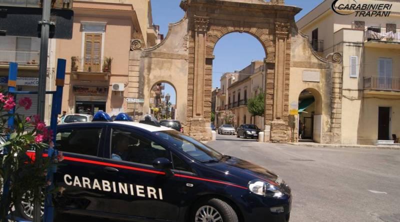 Castelvetrano. 4 arresti per vari reati ad opera dei Carabinieri