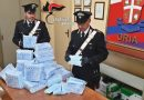 Rapinano 8.100 mascherine in TNT a commerciante cinese, arrestati dai Carabinieri due fratelli [Video]