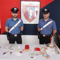 Marsala. Detenuto ai domiciliari continuava a spacciare cocaina: arrestato pregiudicato 57enne