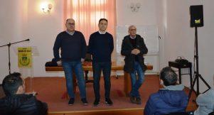 Mario D'Agati, Salvatore Quinci e Paolo Barranca