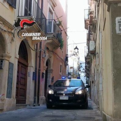 Carabinieri Sequestro Ortigia 1