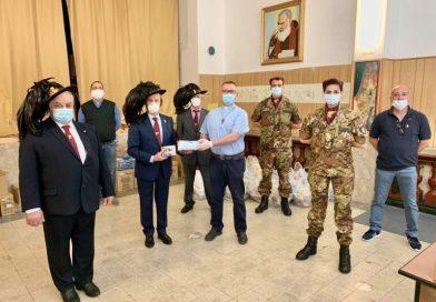 """Esercito: Conclusa in provincia di Trapani la campagna """"Insieme per la solidarietà"""""""