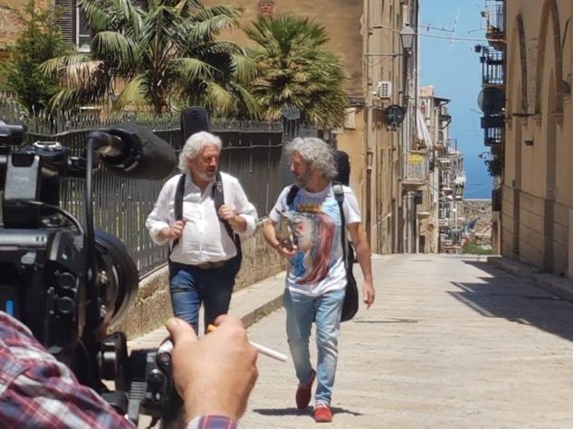 Calandra & Calandra a La Dedica_le riprese