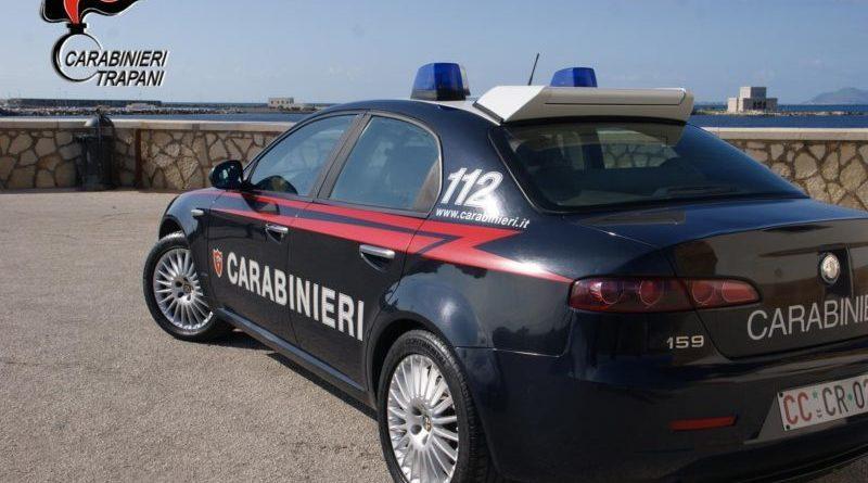 Trapani. I Carabinieri effettuano un servizio di controllo straordinario del territorio su Trapani e Favignana