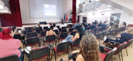 attività formativa auditorium Caruso