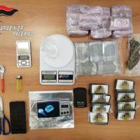 Blitz Antidroga: i Carabinieri arrestano 56enne