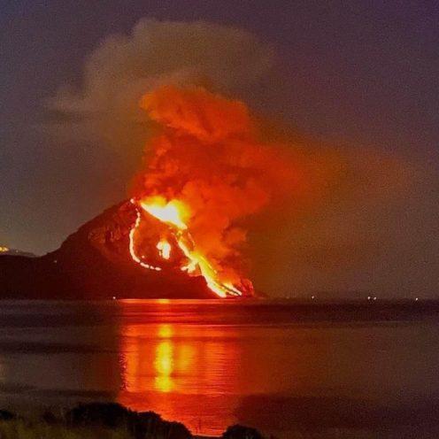 monte cofano incendio2 (1)