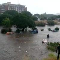 Palermo. Bomba d'acqua: Dichiarazione sindaco Orlando