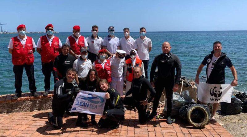 [Wwf] #GenerAzioneMare e #PlasticFree del WWF Italia: lunedì presso il porto di Cefalù