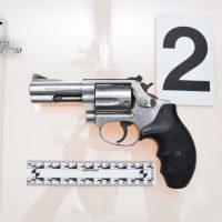 Belmonte Mezzagno. Arrestato agricoltore 52enne deteneva illegalmente un fucile ed un revolver con matricola abrasa [VIDEO]