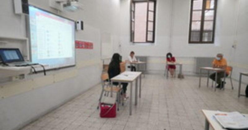 Scuola, dal 22 ottobre al via le prove del concorso straordinario  per la secondaria di I e II grado