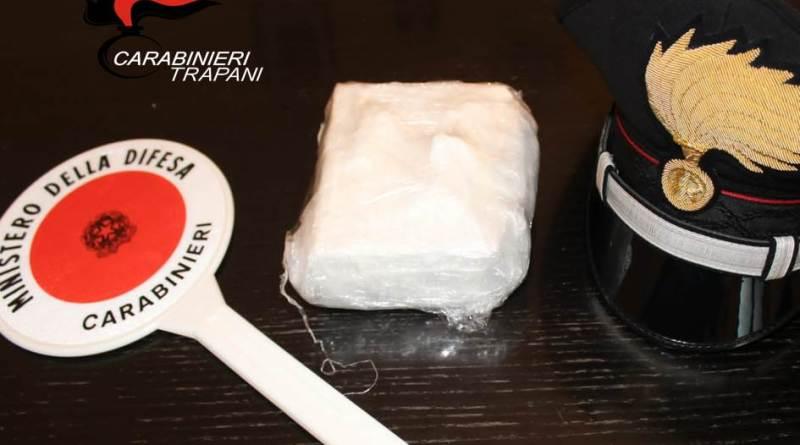 Marsala. Mezzo chilo di cocaina in auto: in manette coppia catanese.