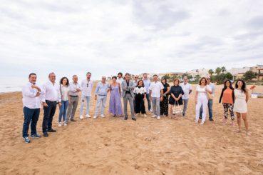 squadra candidati e assessori designati sindaco Giuseppe Castiglione