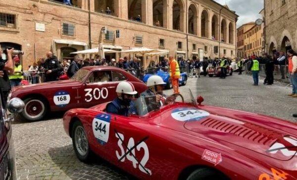 Brescia. Meno uno alla 1000 miglia 2020: svelati gli ultimi dettagli sulla 38ma edizione della Freccia Rossa