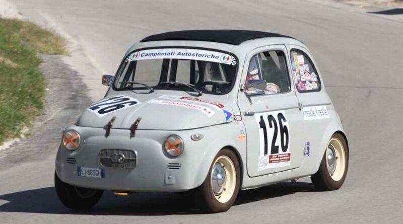 [Campionato Italiano Vel. Salita Auto Storiche] – Il Tricolore Salita Autostoriche si conclude in Sicilia