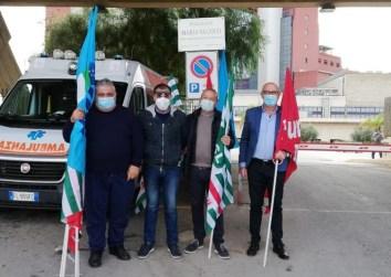 Macaddino, Corrao, Santoro, Milazzo