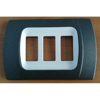 placca grigia compatibile campoelettrico.it