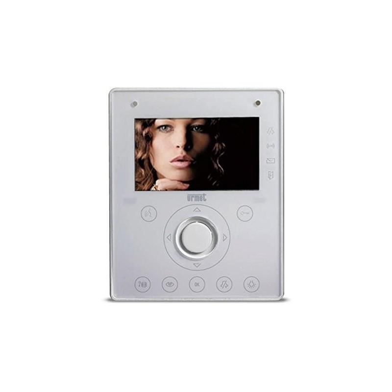 Urmet 17162  Videocitofono Monitor a Colori Aiko 2Voice