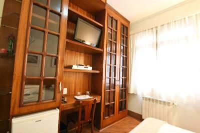 Detalhe Móveis Apartamento - Pousada Campos de Provence