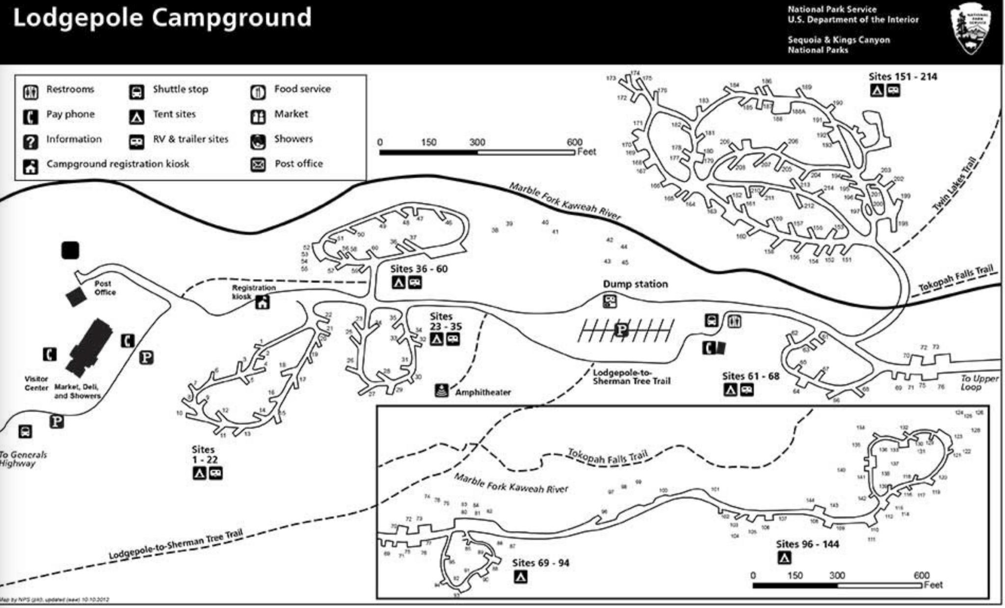 Map Hwy 36 Ca