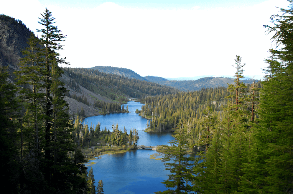 The Best Mammoth Lakes Area Campgrounds  Campsite Photos