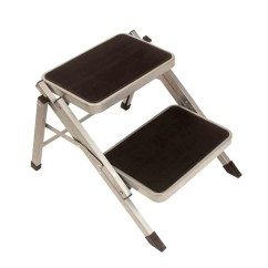 High Quality Directors Chairs Fishing Chair Stool Double Folding Caravan Step