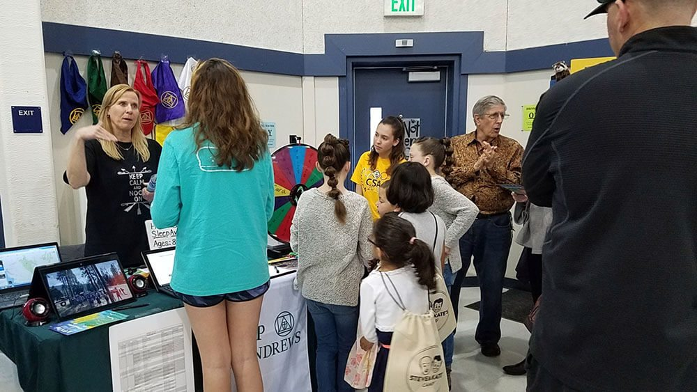 CSA at the Tri-Valley Camp & School Fair