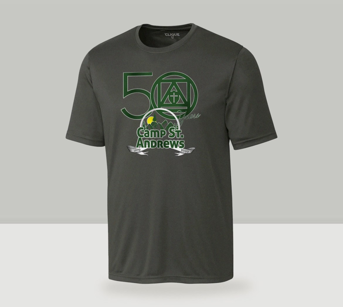 Camp St. Andrews 50th Anniversary T-shirt
