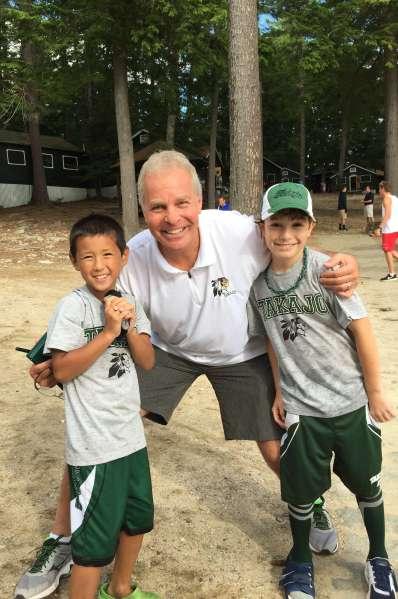 Camp Takajo for Boys in Maine 07_28_2015_N_WR_ Jeff_Smiles