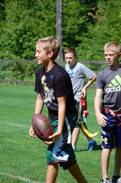 Camp Takajo for Boys in Maine 07_28_2015_M_JR_Grey_Football - 10