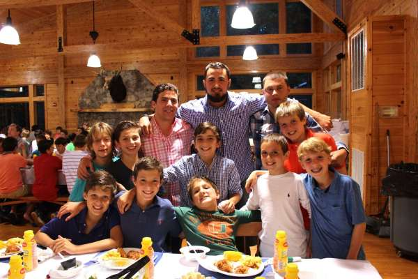 Camp Takajo for Boys in Maine 08_11_2015_A_JR/SRBanquet - 071