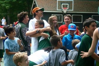 Camp Takajo for Boys in Maine Warriors Celebrate 2015