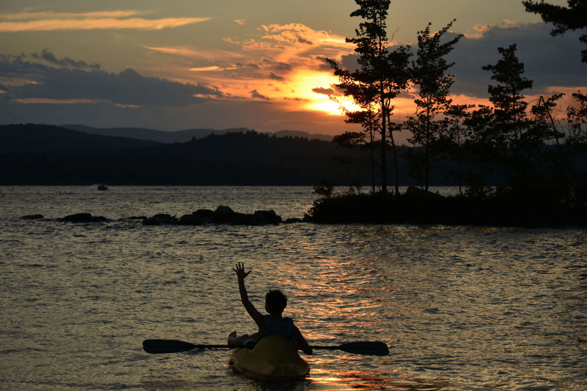 Camp Takajo in Maine for Boys, since 1947