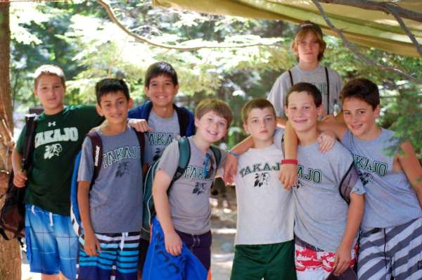 visiting day Coming Soon at Camp Takajo for Boys in Naples, Maine.