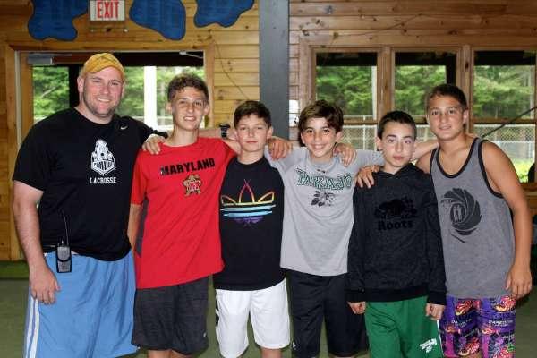 Camp Takajo in Naples, Maine for boys