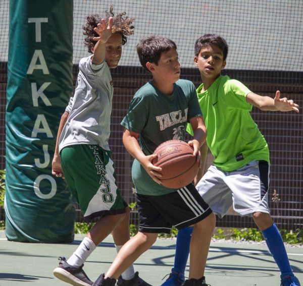 Camp Takajo Basketball 2018