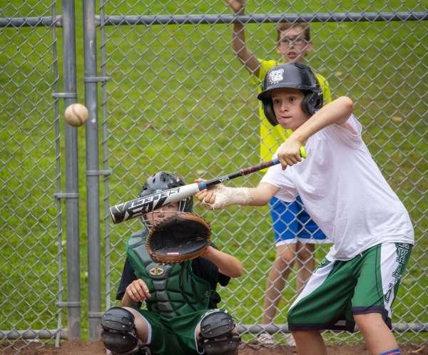 Camp Takajo Baseball 2018