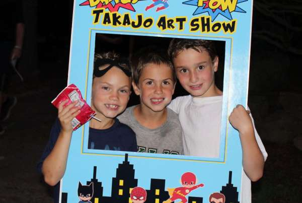Camp Takajo Art Show 2018