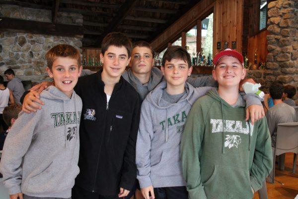 Senior Intermediate Campers