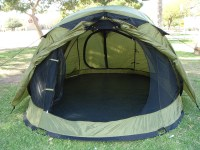 4-Person Pop Up Tent With Rain Fly | Quick Set | Fits ...