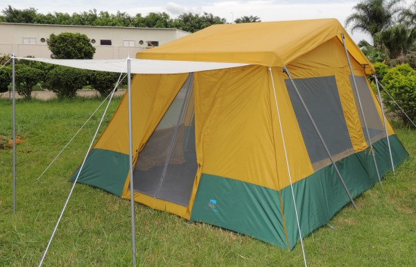 Two-Room Cabin Tent