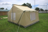 Canvas Tent 9'x12' | Canvas Camping Tent | Durable Canvas ...