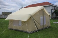 Wall Tent Rain Fly & The Mountain Hardwear Ghost UL 1 Is A