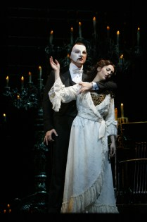 Phantom and Christine