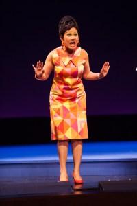 Denise Tan as Connie Foo