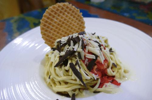 Classic Gelato Spaghetti - $14.90