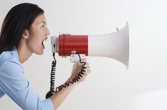 loud megaphone - pixabay free