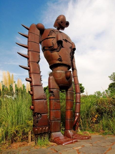 robot soldier - flikr christoph rupprecht